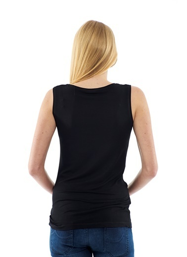 Motherway Maternity Tişört Siyah